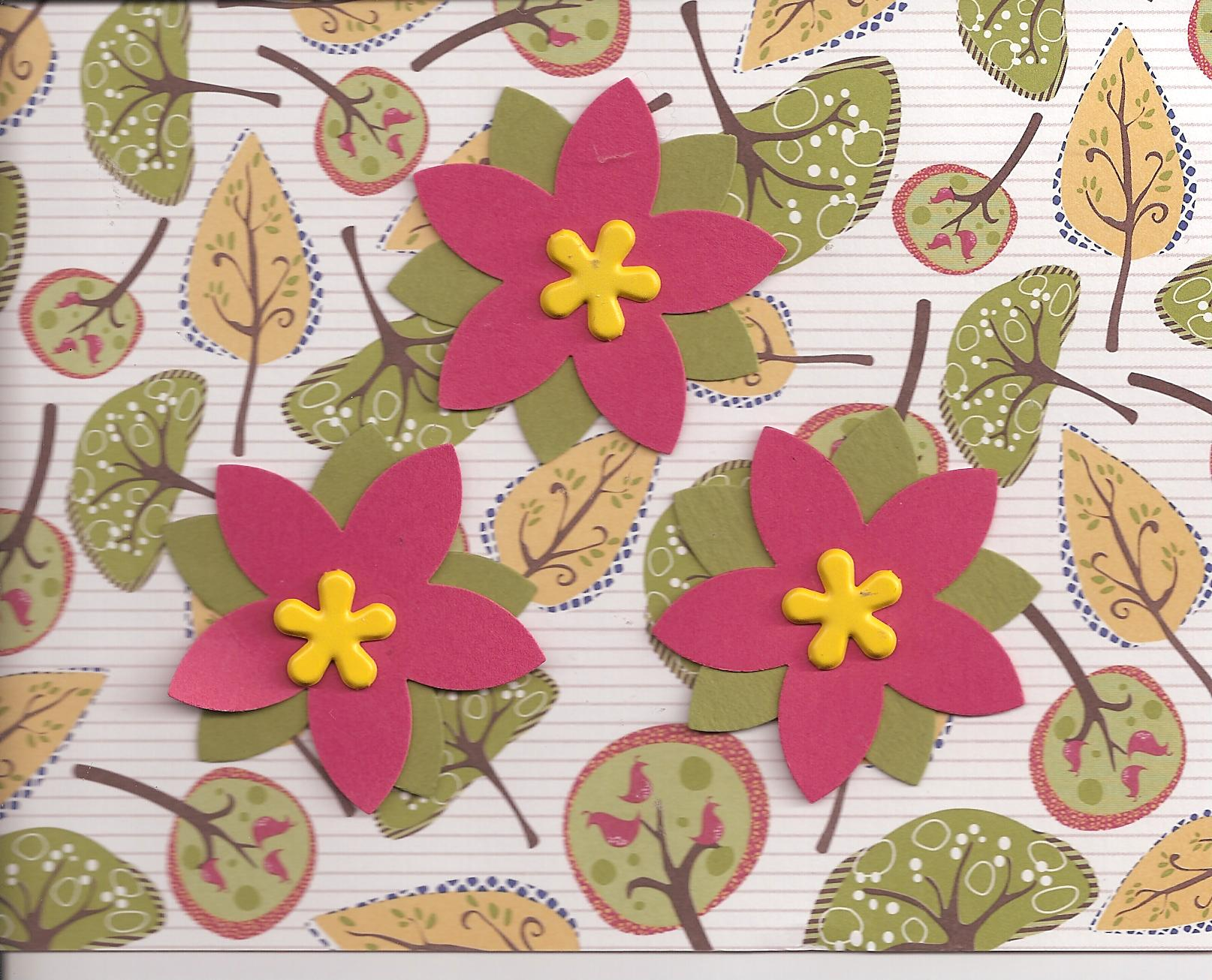 Scrap A Doodle Stamping Paper Punches